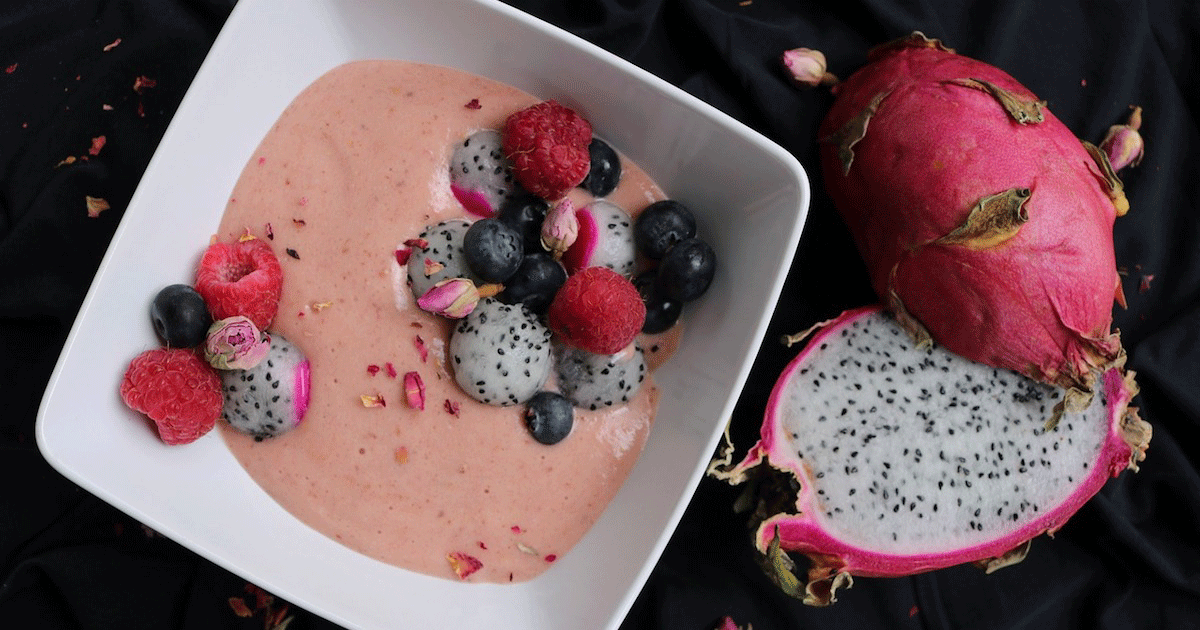 Well Pared Smoothie Bowl
